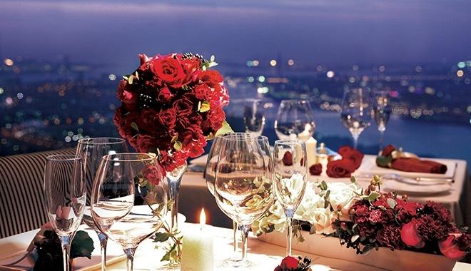 みんなの憧れ!夜景の見えるロマンチックなデートで素敵な夜に♪のサムネイル画像