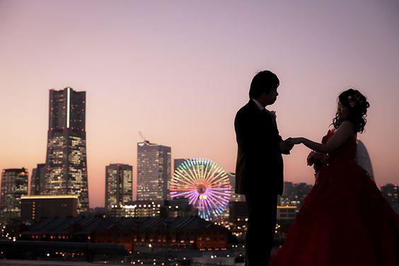 オシャレな人気の都市!横浜らしさのある人気の結婚式場カタログのサムネイル画像