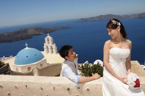 一大イベントは計画的に!新婚旅行の費用と行き先人気ランキング!のサムネイル画像