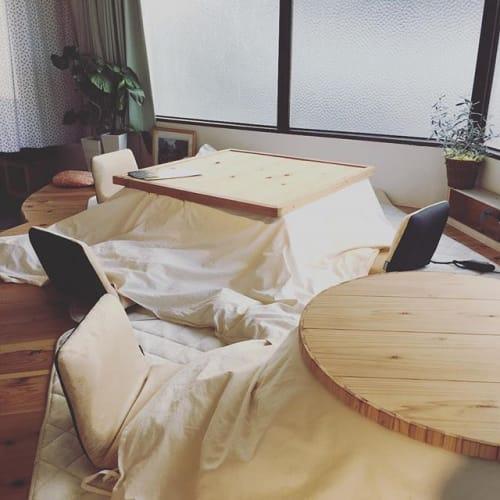 寒い日にこそ行きたい♡都内にあるほっこり温まる【こたつカフェ】のサムネイル画像