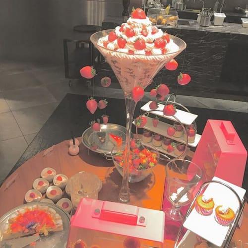 イチゴ好き女子注目!都内で食べれる【イチゴ天国3選】を攻略せよ♡のサムネイル画像