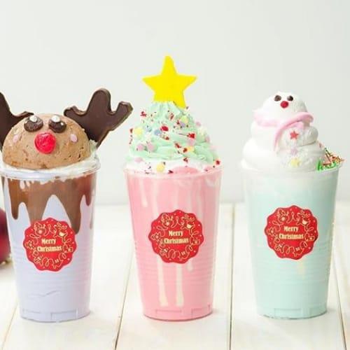 どっちを選ぶ?クリスマスの【あったか】or【ひんやり】スイーツ♡のサムネイル画像