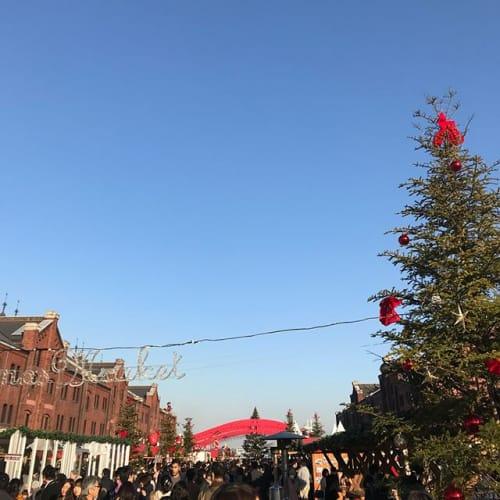 クリスマスを楽しめるスポットはココ!【クリスマスイベント】3選♡のサムネイル画像