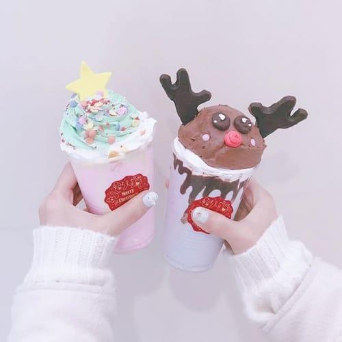 クリスマス限定も!【モナークオブロンドン】のスイーツが可愛すぎ♡のサムネイル画像