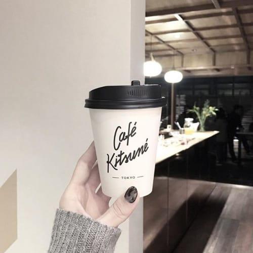 フランス発!モダン×お洒落な《CAFE KITSUNE》に潜入♡のサムネイル画像