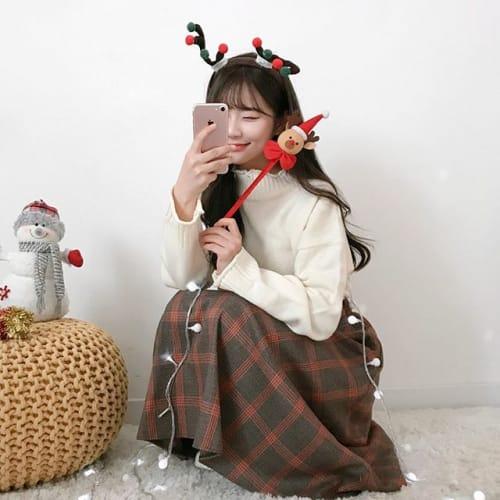 隠れた冬メロ、聴いてみる?韓国【クリスマスプレイリスト】特集♡のサムネイル画像
