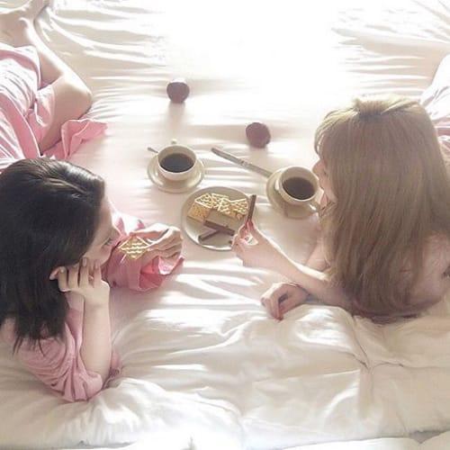 モテる女は無駄な時間を過ごさない♡【華麗なる休日の過ごし方】のサムネイル画像