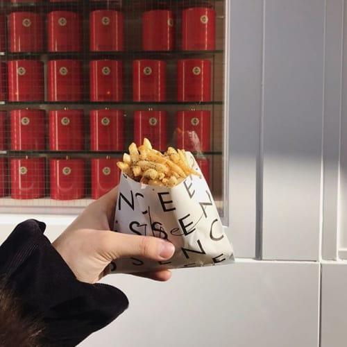 【速報】フレンチフライと紅茶専門店《ジ・エッセンス》がオープン♡のサムネイル画像