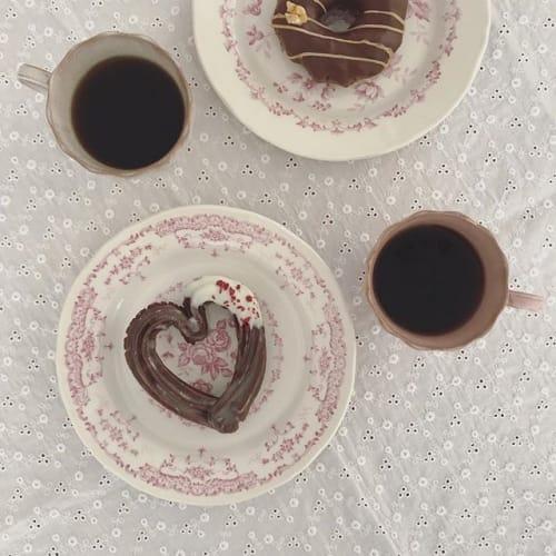 あなたはもう食べた?ミスドの〇〇たっぷりな新作ドーナツ♡のサムネイル画像