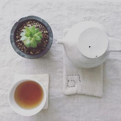ほっこり一息。海外雑貨みたいに可愛い日本茶専門店が気になる♡のサムネイル画像