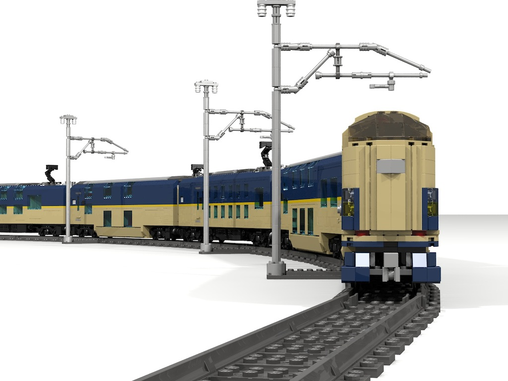 レゴで電車を作って遊ぼう!子供からお年寄りまで楽しむことができるのサムネイル画像