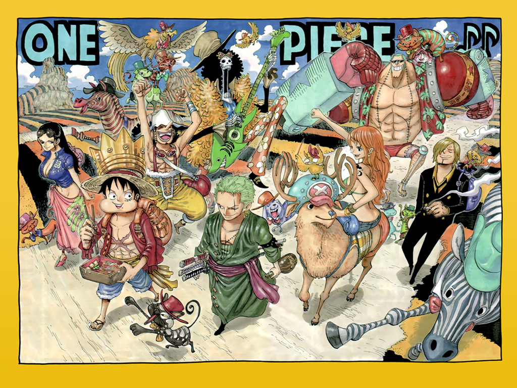 【ワンピース】麦わら海賊団8人目のメンバー鼻唄のブルックとは?のサムネイル画像