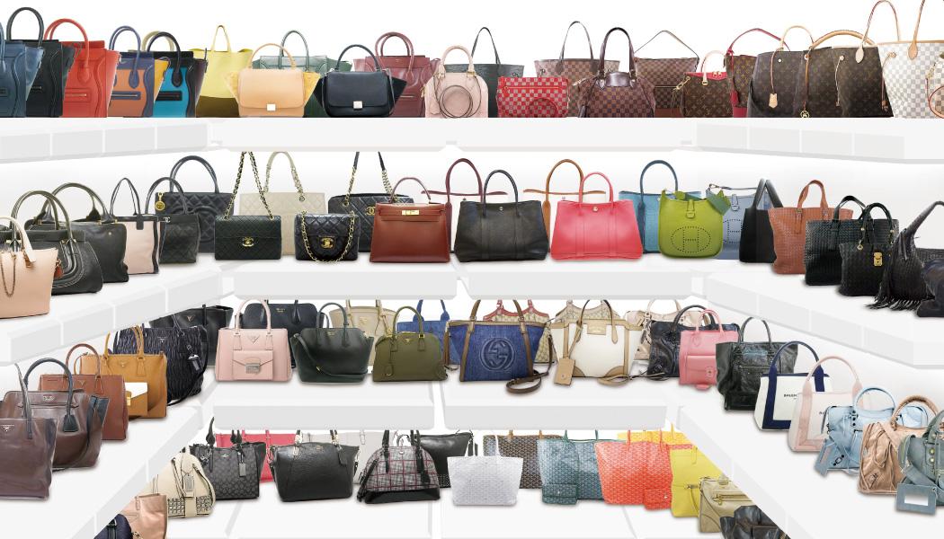 いまさら聞けない!バッグの種類。画像と共にご紹介します。のサムネイル画像