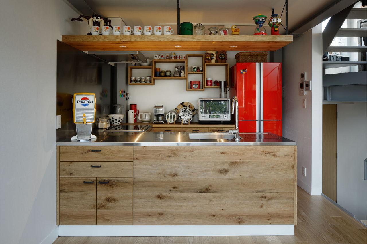 家電を替えるだけでおしゃれなキッチンに!おしゃれ家電をご紹介のサムネイル画像