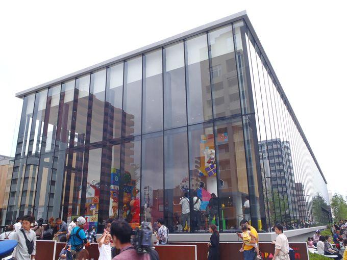 親子で楽しめる!仙台アンパンマンミュージアムを知り尽くそう!のサムネイル画像
