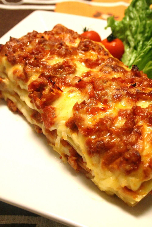 【今日のご飯に迷ったら】プロ並み&簡単!激うまラザニアレシピのサムネイル画像