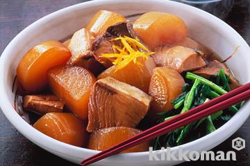 旬の冬に食べたい!美味しくて簡単なぶり大根のレシピ20選のサムネイル画像