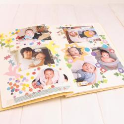 大切な思い出の詰まった赤ちゃんのアルバム☆おすすめのアルバムは?のサムネイル画像