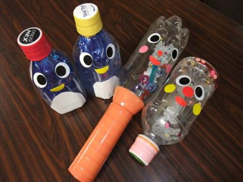 子供といっしょに楽しもう!廃材を使った手作りおもちゃ!!のサムネイル画像