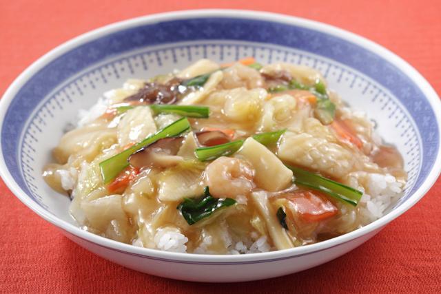 たっぷり野菜が食べられる☆お手軽でおいしい中華丼のレシピ公開☆のサムネイル画像