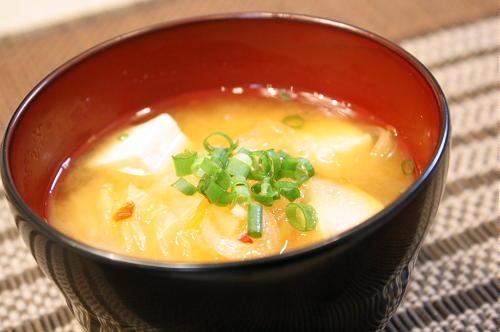 おふくろの味と言えばコレ☆味噌汁のレシピをどどーんと特集します☆のサムネイル画像