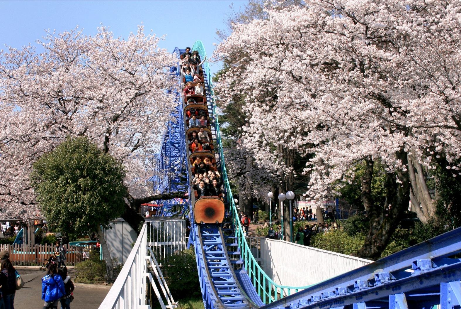 豊島園の遊園地がとっても楽しい♡ぜひ家族のお出かけに参考にのサムネイル画像