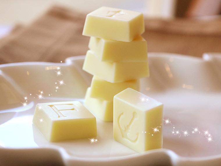 ホワイトチョコ好きの彼にあげたいバレンタインチョコの作り方のサムネイル画像