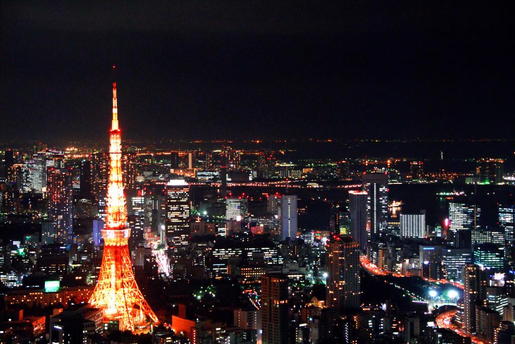 カップルに絶対おススメ、東京の人気夜景デートスポット特選!のサムネイル画像