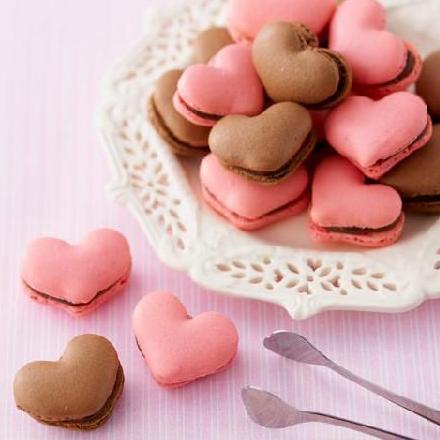 かわいい!友チョコにもオススメなバレンタインチョコのレシピ集!のサムネイル画像