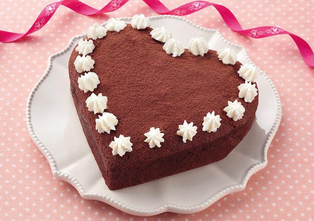 バレンタインの定番!様々なガトーショコラのレシピのリンク集!のサムネイル画像
