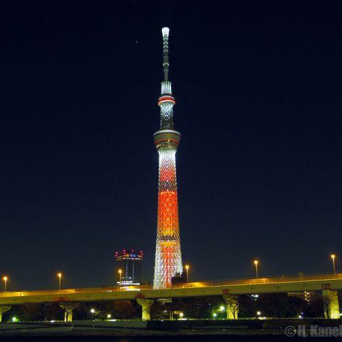 【祝】リオ五輪金メダル!素敵すぎる東京スカイツリーの変化が話題のサムネイル画像