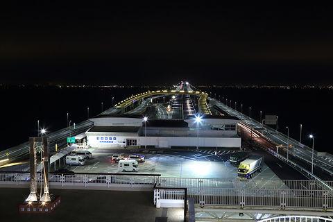 デートに使えること間違えなし。千葉にある夜景スポットをご紹介!のサムネイル画像