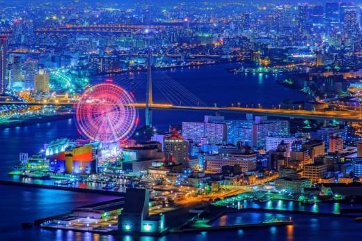 【カップル必見】大阪のおすすめデートスポット5選をお届けします!のサムネイル画像