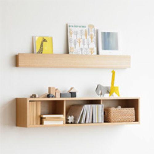 壁シェルフで簡単DIY!あなたの部屋があっという間にオシャレに変身のサムネイル画像