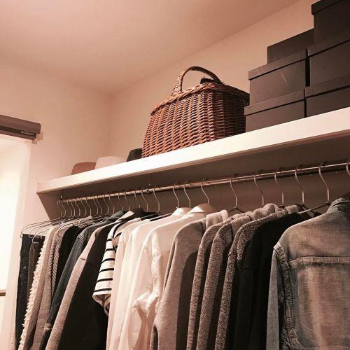 衣替えの季節!《捨てる・買う・しまうルール》で本当に使えるクローゼットにチェンジのサムネイル画像