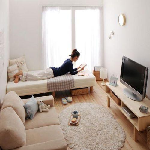 一人暮らしの狭いお部屋こそ必見!1分でカンタンすっきり♡《究極の片付け&収納術》のサムネイル画像