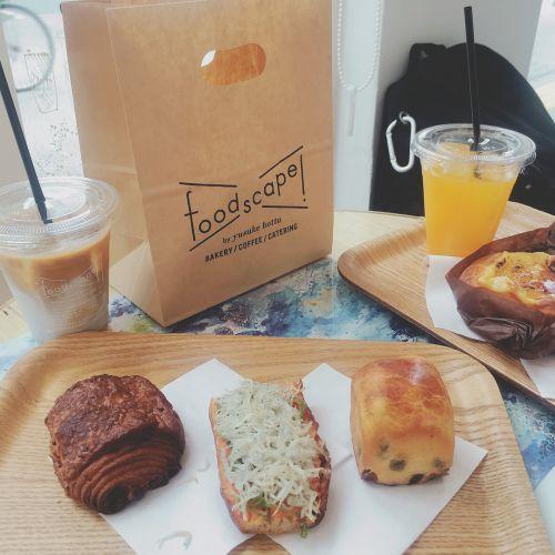 大阪行くならココ!お洒落すぎるベーカリー《foodscape!》へ♡のサムネイル画像