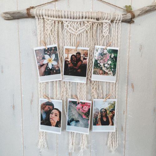 壁に写真を張るだけ♡簡単≪壁アルバム術≫で目指すおしゃれ部屋のサムネイル画像