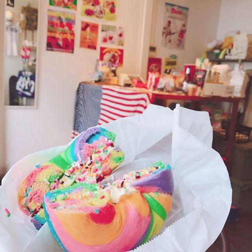 オシャレに食べ比べ♡【もちもちベーグル】探しの旅in自由が丘!のサムネイル画像