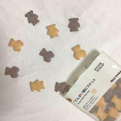 これぞまさに【神菓子】!?コスパ最強の無印おやつを人気調査♡のサムネイル画像