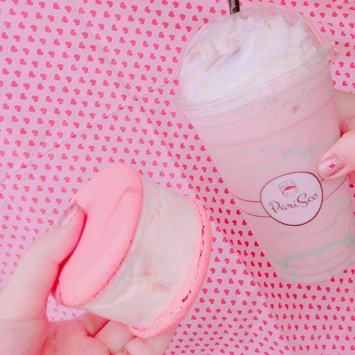 寒い冬も食べたい♡日本でも食べれる【マカロンアイス】の魅力って?のサムネイル画像