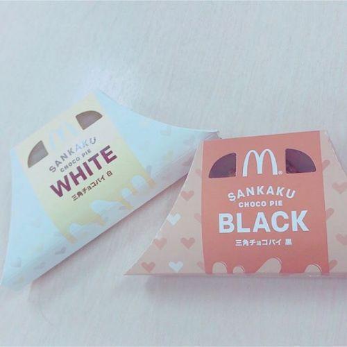 ワンランク上の【三角チョコパイ】!?アレンジした食べ方をご紹介♡のサムネイル画像