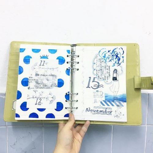 1年の始まりは、可愛い【手帳】から♡ちまたで噂の神手帳5選!のサムネイル画像
