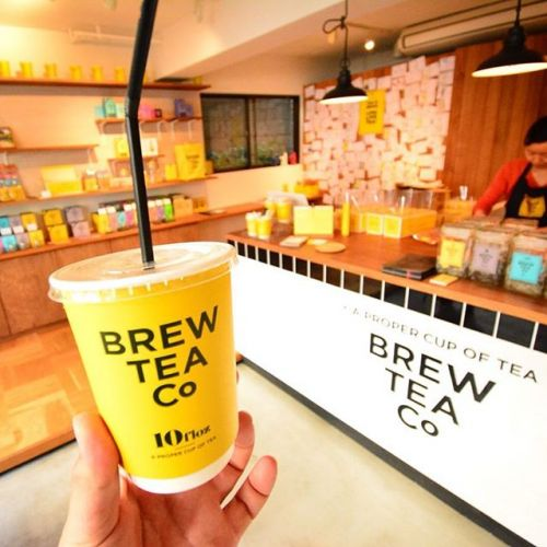 紅茶好き必見♡本場の味が楽しめる【Brew Tea Co.】のサムネイル画像