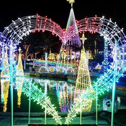 日本最大級!【音楽×イルミネーション】の祭典が、沖縄に登場♡のサムネイル画像