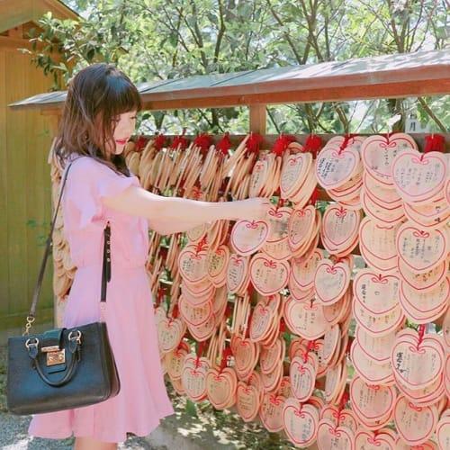 恋に効くスポットだけを巡る旅♡恋する女子の【京都旅行プラン】のサムネイル画像