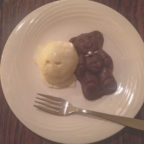 【都内カフェ】くま好きの天国《くまちゃんスイーツ》を食べた〜い♡のサムネイル画像