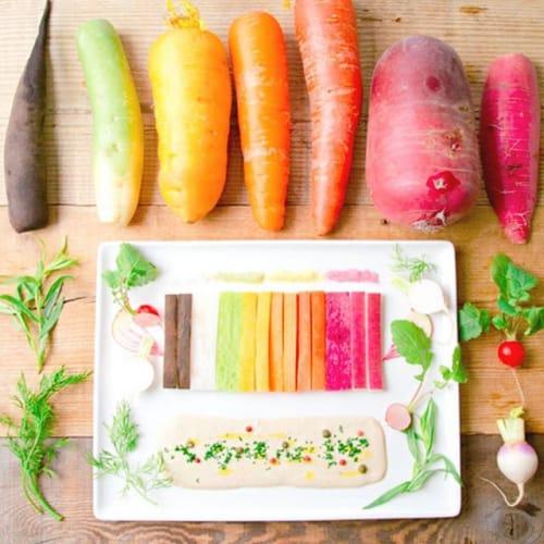 超おいしい野菜が食べたい♡《ベジタリアンレストラン》3選のサムネイル画像