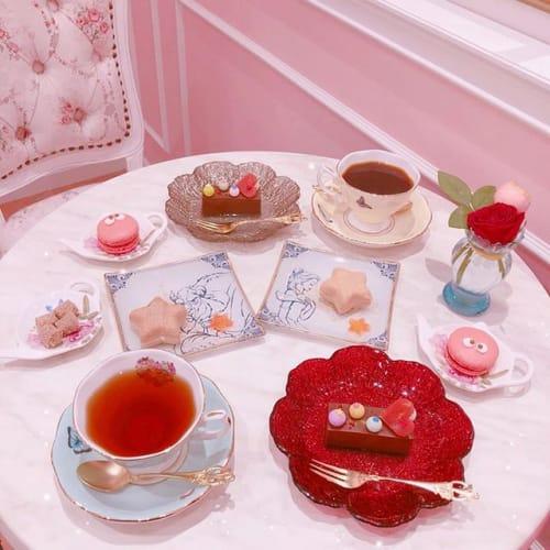 プリンセス気分になれる!?《新感覚スイーツに注目♡》in京都のサムネイル画像