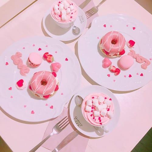 素敵な雰囲気にきゅん♡インスタ映えな 【表参道カフェ】3選♪のサムネイル画像